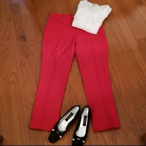 Chico's ankle trousers